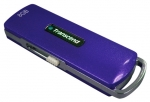 Флешка под нанесение логотипа оптом Transcend JetFlash 110 8Gb